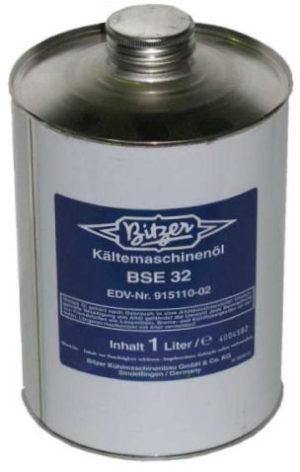 Масло Bitzer полиэфирное синтетическое ВSE 32, 1л.