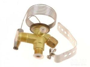 Вентиль терморегулирующий Danfoss TES2 (-40…+10 C, с MOP, R22)